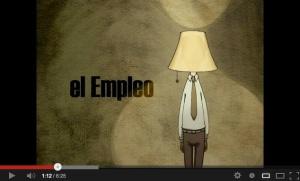 Fotograma del corto El Empleo, de Santiago Bou